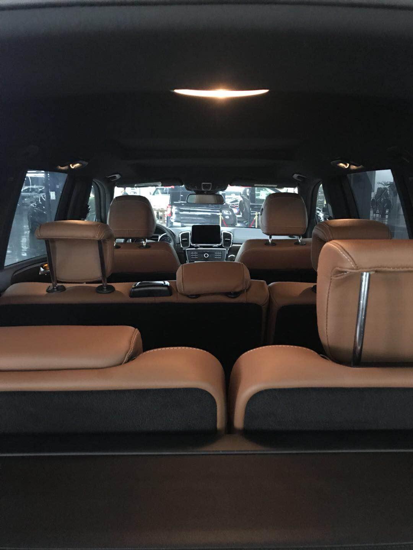 车语|平行进口|奔驰GLS40017款奔驰GLS400欧版浙江杭州|汽车消费贷款